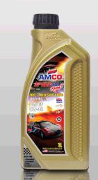 น้ำมันหล่อลื่นเครื่องยนต์เบนซิน AMCO สปีดแม็ก เรซซิ่ง 1