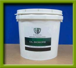 สารชีวบำบัดภัณฑ์ OIL BIOSORB