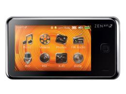 เครื่องเล่น MP 3 รุ่น ZEN X-FI2 8GB BLACK