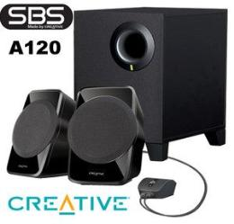 ลำโพง รุ่น SBS A120