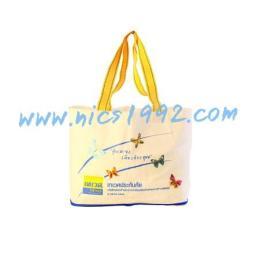 กระเป๋าผ้าดิบB540019