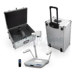 กระเป๋าAluminium case for Visualizer JVC-AV-P960E