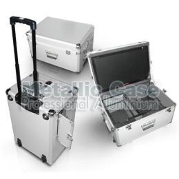 กระเป๋าAluminium case for Demo Phonix DVD&LCD 22 inche
