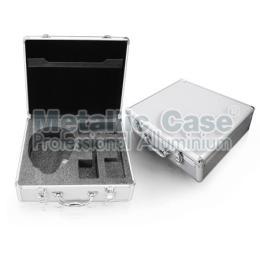 กระเป๋าAluminium case for Wireless 1 ชุด + หูฟัง HD-202