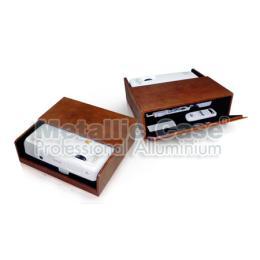 กระเป๋าAluminium case for กล่องไม้ใส่ LCD(0010-03-5412)
