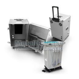 กระเป๋าAluminium case for เครื่องกรอฟันเคลื่อนที่(3511-15-5308)