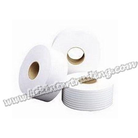 กระดาษชำระ KIMSOFT Jumbo Roll Tissue 2-Ply