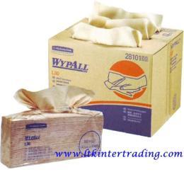 กระดาษเช็ดอุตสาหกรรม WYPALL  L30
