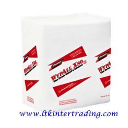 กระดาษเช็ดอุตสาหกรรม WYPALL® X80