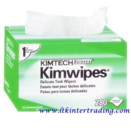 กระดาษเช็ดอุตสาหกรรม KIMTECH SCIENCE  KIMWIPES