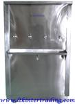 ตู้ทำน้ำเย็นสแตนเลส 4 หัวก็อก  S-400