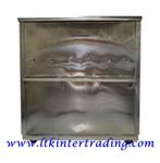 ตู้ทำน้ำเย็นสแตนเลส 6 หัวก็อก  S-600