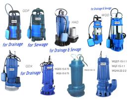 ปั๊มจุ่ม วีโฟล (Submersible Pumps)