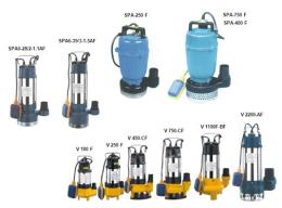ปั๊มจุ่ม ธารา (Submersible Pumps)