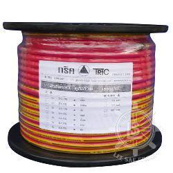 สายพ่นน้ำยา TRIC สีแดง (พร้อมโรล) ขนาด 8.5 mm.