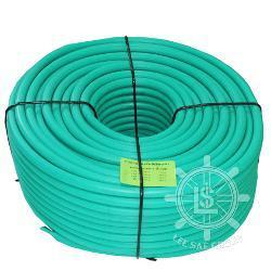 สายยาง เขียว-ดำ TRIC ขนาด 1 นิ้ว