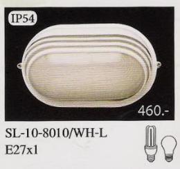 โคมไฟแนบผนัง  SL-10-8010/WH-L