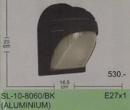 โคมไฟแนบผนัง SL-10-8060/BK