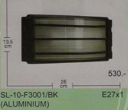 โคมไฟแนบผนัง SL-10-F3001/BK