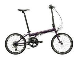 จักรยานพับ รุ่น Archer R P18 สีม่วง
