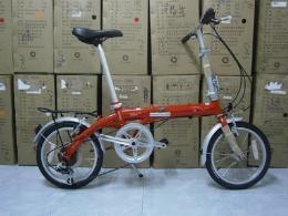 จักรยานพับ รุ่น Dove C6