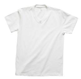 เสื้อยืดคอวี   TSV01