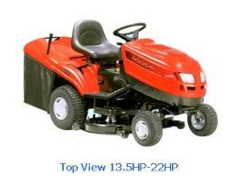 รถตัดหญ้านั่งขับ Top View 13.5HP-22HP