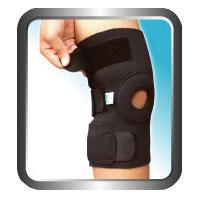 ผ้านีโอพรีนรัดเข่า Knee Support Neoprene 025