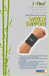 ผ้ายืดรัดข้อมือแบบสวม รุ่น แบมบู ชาร์โคล (ผงถ่านไม้ไผ่) WRIST SUPPORT