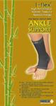 ผ้ายืดรัดข้อเท้าแบบสวม รุ่น แบมบู ชาร์โคล (ผงถ่านไม้ไผ่) ANKLE SUPPORT