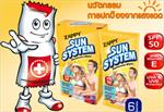 ผ้าเย็น Zappy Sunsystem