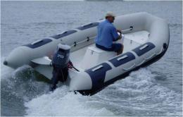 เรือยางท้องไฟเบอร์กลาส RIB-520A