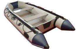 เรือยางพื้นอลูิมิเนียม ST-S330
