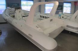เรือยางท้องไฟเบอร์กลาส RIB-730