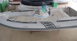 เรือยางท้องไฟเบอร์กลาส RIB-680