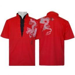 เสื้อจีนผู้ชาย เสื้อยืด RM111