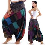 กางเกงผ้าต่อเนปาล