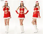 ชุดซานต้าผู้หญิง  X-MAS784