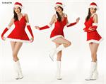 ชุดซานต้าผู้หญิง  X-MAS781