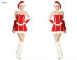 ชุดซานต้าผู้หญิง  X-MAS637