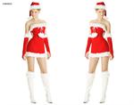 ชุดซานต้าผู้หญิง  X-MAS633