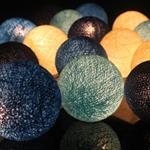 ไฟประดับรูปลูกบอลด้าย  LAMP5