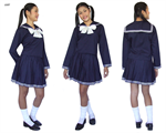ชุดนักเรียนญี่ปุ่น JU67