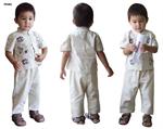 ชุดนอนเด็กลายจีน PKW2