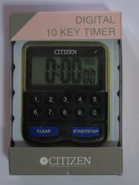 นาฬิกาจับเวลา Citizen QT9017