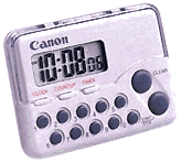 นาฬิกาดิจิตอล Canon CT20