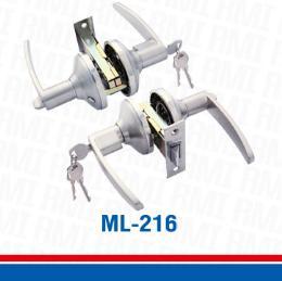 ลูกบิด/มือจับพร้อมลูกกุญแจ ML-216