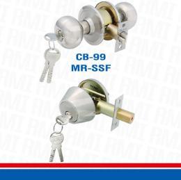 กุญแจระบบลิ้นล็อคตาย 11 ลูกปืน CB-99  MR-SSF
