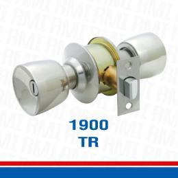 กุญแจลูกบิดระบบประตูห้องน้ำ 1900 TR