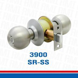 กุญแจลูกบิดระบบประตูห้องน้ำ 3900 SR-SS